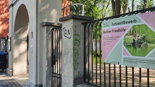Altes und Neues auf Berliner Friedhöfen – Fotowettbewerb