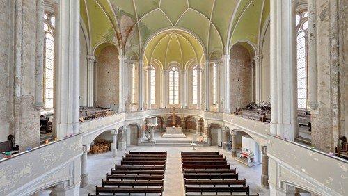 Ausstellung: 20 Jahre Förderverein Zionskirche e. V.