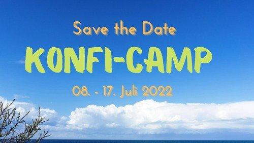 Konfirmanden-Camp im Sommer 2022 an der Ostsee