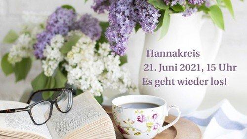 Hannakreis - Es geht wieder los!