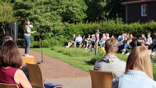 Erster Nordhorner Poetry- und Preacher-Slam
