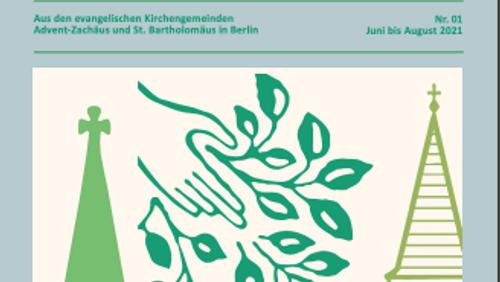 Gemeindebrief Juni - August