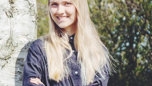 Ny assistent - Louise Sundorf Christensen