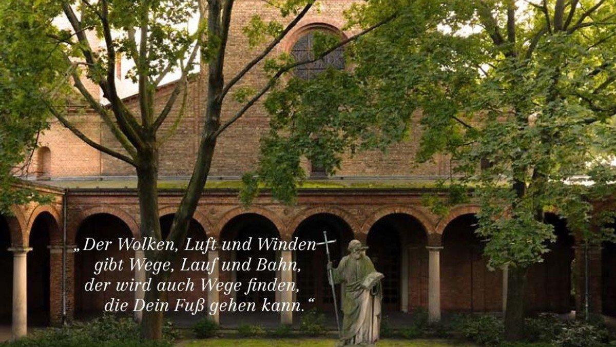 Pilgerzentrum St. Jacobi - Eröffnung mit Bischof Stäblein