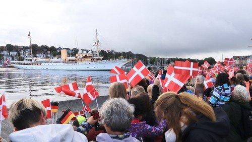 SYDSLESVIG | Genforeningen fejret