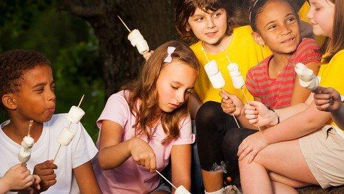 Sommerlejr for børn