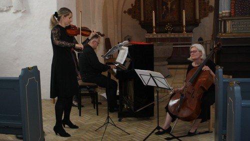 2021 Sommerkoncert i Sct. Hans Kirke