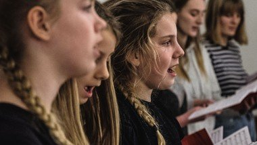 Audition til Brønshøj Kirkes Børnekor og Pigekor