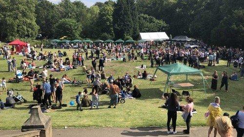 Heaton Mini Festival 2021