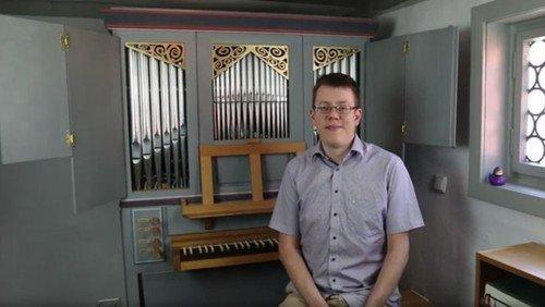 Das kürzeste Kirchenlied   Orgelrätselreise am 20. Juni 2021