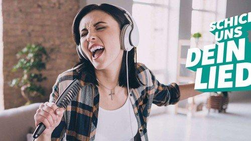 Schick uns Dein Lied!
