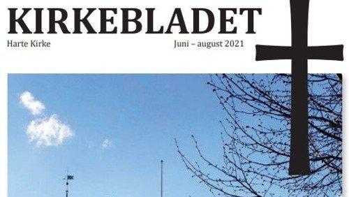 Kirkebladet juni til august 2021