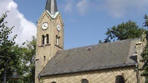 Stellenausschreibung – Ev. Kirchenkreis Berlin Nord-Ost  – Arbeit mit Kindern und Familien in der Ev. Kirchengemeinde  Glienicke/Nordbahn (50% Beschäftigungsumfang)