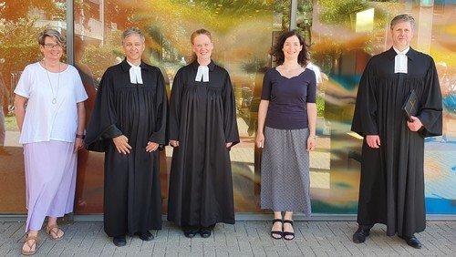 Ordination von Anita Weber