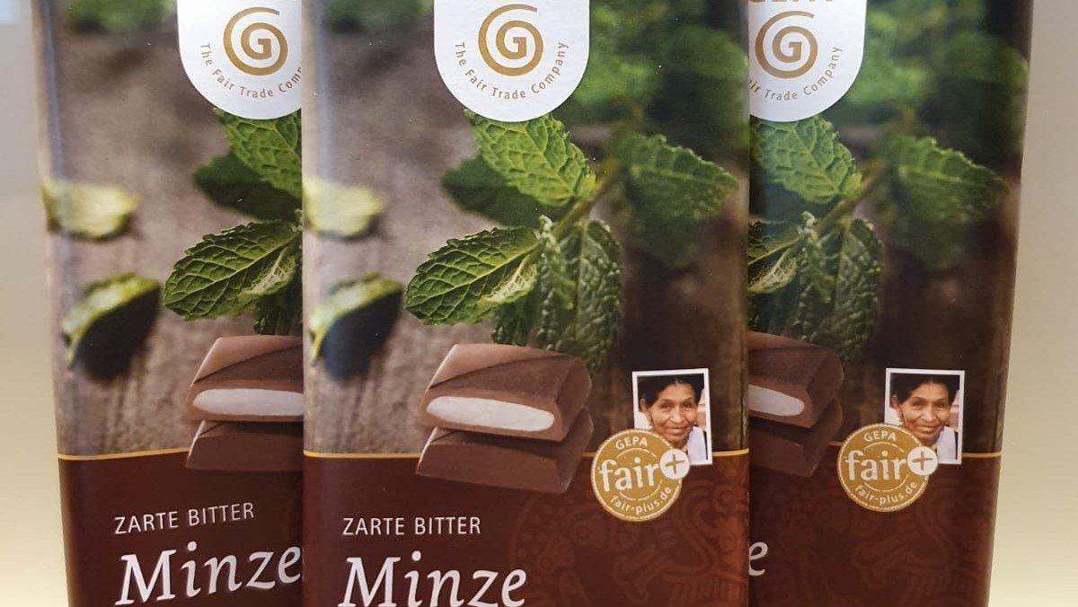 Minzig-frische Kakao Köstlichkeiten