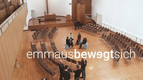 Raumgestaltung Matthäikirche