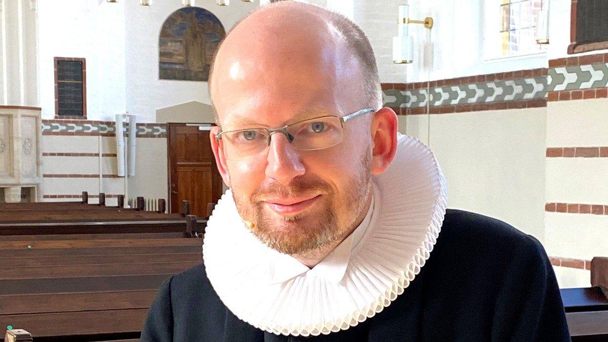 Vores nye præst