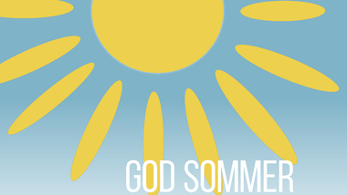 Sommeråbningstider på kirkekontoret