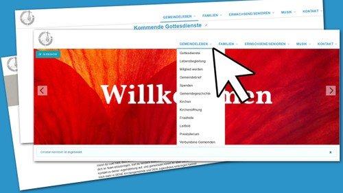 Website in neuem Look online
