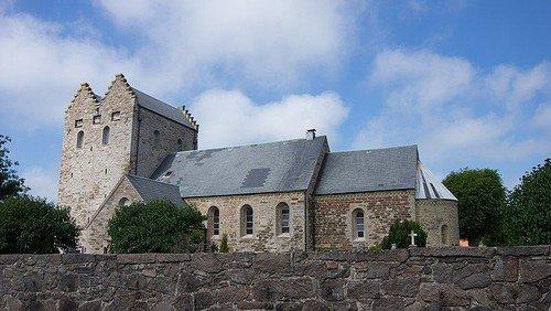 Aftensang i Aa Kirke og Sct. Peders Kirke