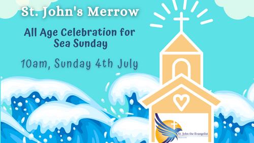 All Age Sea Sunday Celebration Service - Sunday 4th July  2021