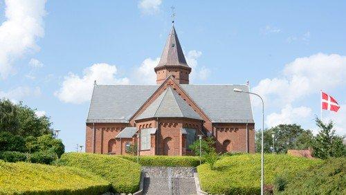 Daglig leder og kordegn søges til Struer Kirke