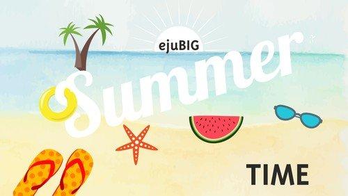 ejuBIG-SUMMERtime: Angebote für Jugendliche in den Sommerferien