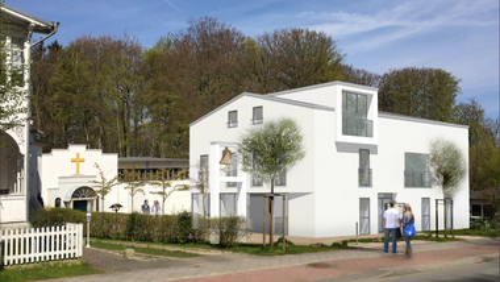 Adieu Pfarrhaus in Binz!