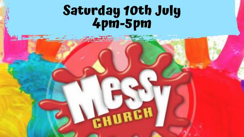 Messy Church - God's Great Family!