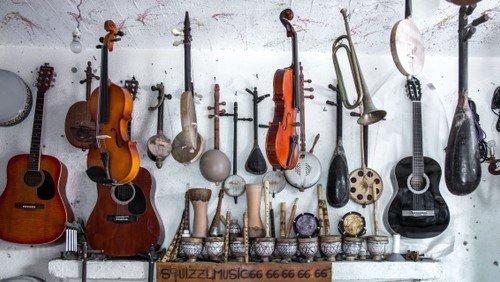 Verdensmusik i Søby Kirke