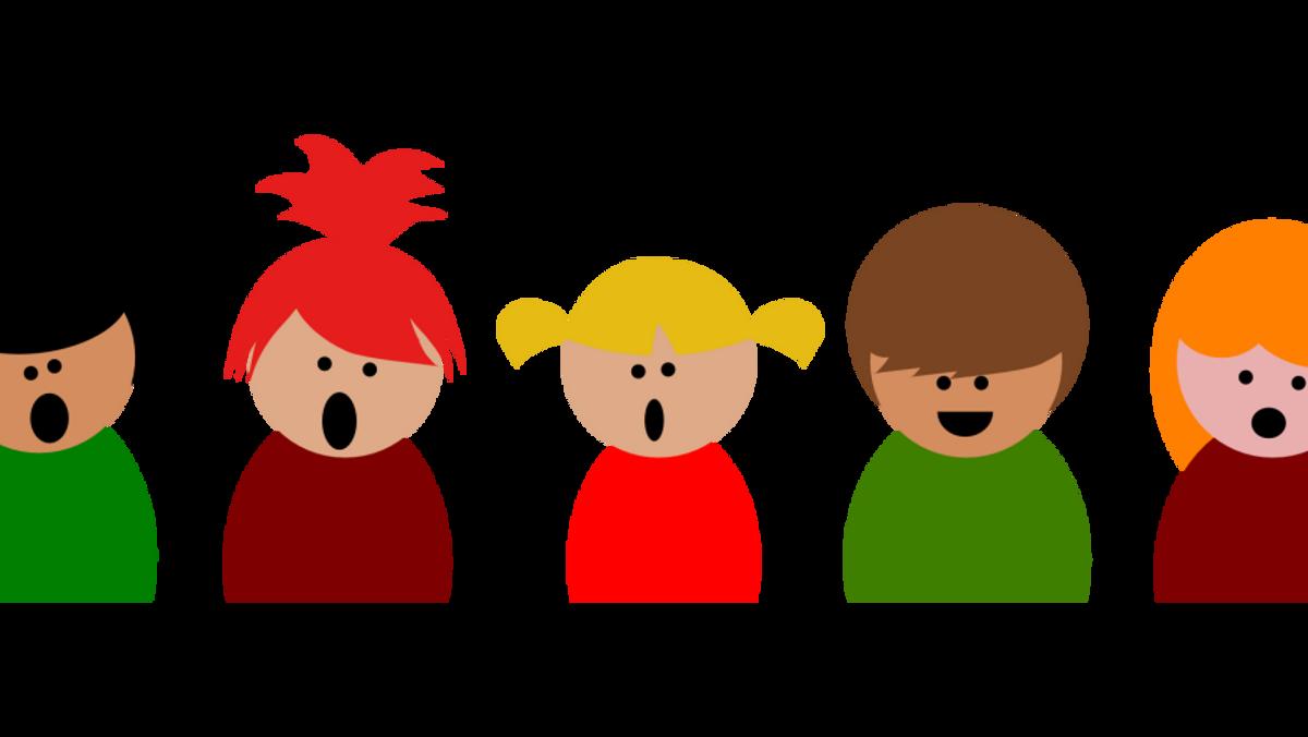 Kinderchor startet wieder - immer mittwochs