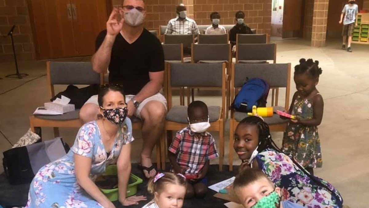 St. Columba Day Video!!