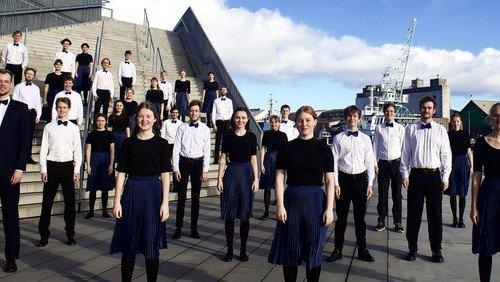 Korkoncert med Ungdomskoret Aarhus U Lørdag 10. juli kl. 16.30