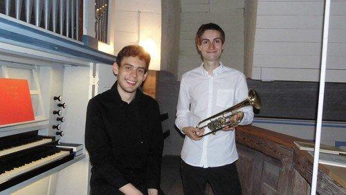 Musikalischer Abendgottesdienst mit Orgel und Trompete in Ampfurth