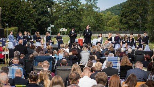 Konfirmation 2021 in Biedenkopf - hier die Liste der KonfirmandInnen ...