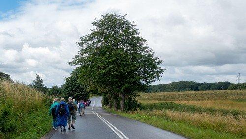 Sommerens kirkevandring