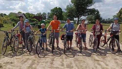 Fahrradtour & Jungbläsertag