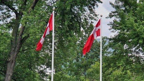 The Pastor's Corner: Let's raise the flags