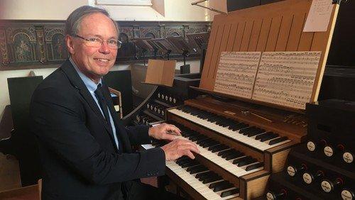 Orgelkoncert tirsdag d. 27. juli kl. 16.30 v/Flemming Dreisig