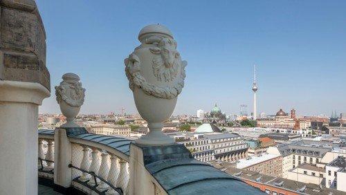 Wiedereröffnung der Aussichtsplattform des Französischen Doms