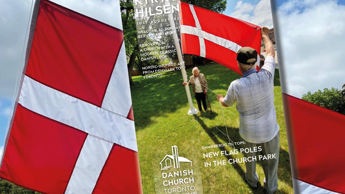 New  summer issue of Kirkehilsen