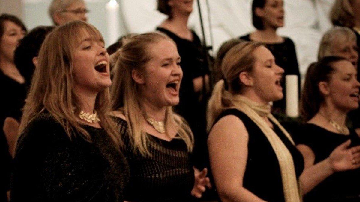 Gospelkoret GOOD HOPE søger nye sangere