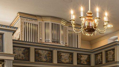 Digitales Konzert in Heiligensee zum Orgelgeburtstag und zum Jahr der Orgel