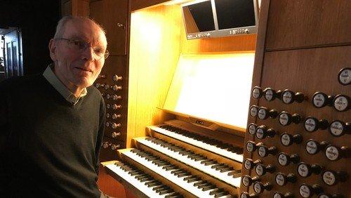 Afskedskoncert og reception for organist Jens E. Christensen
