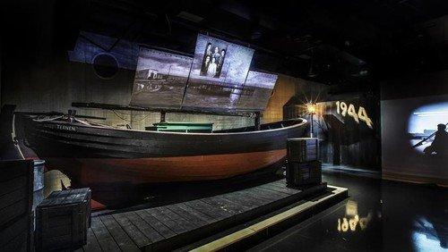 Udflugt til Frihedsmuseet med  Christianshavns Menighedspleje