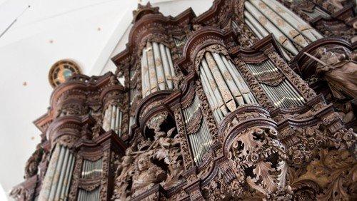 Sommerkoncerter i Vor Frelsers Kirke