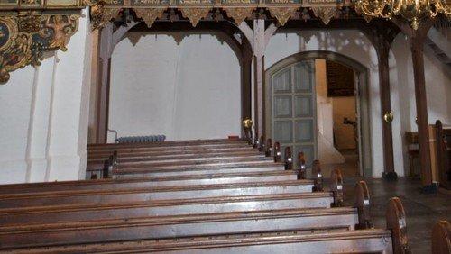 Orglet i Tønder Kristkirke
