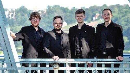 Konzert mit Männerquartett Felix in Bergen