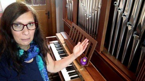 Die eingesparten Töne   Orgelrätselreise am 18. Juli 2021