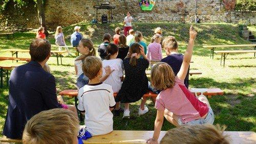 Das Sommerferien-Programm für Kinder und Familien